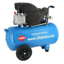 Airpress Kompressor HL 275-50