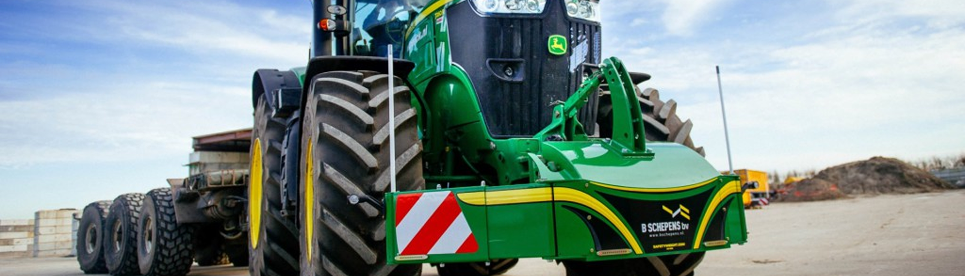 Tractorbumper ab sofort bei uns